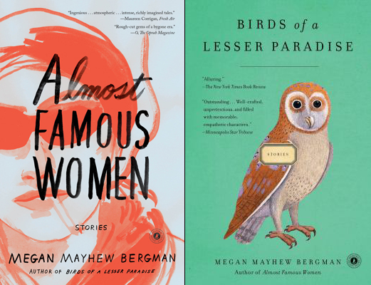 Megan Mayhew Bergman Book Covers
