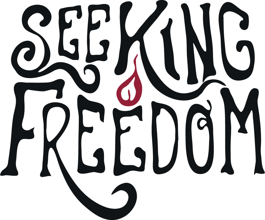 Seeking Freedom Logo