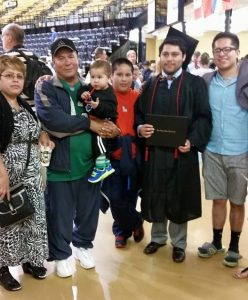 Anaya's Graduation