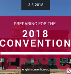 Countdown to the 2018 Convention: Last-Minute Tips