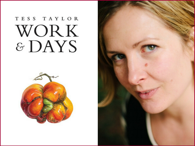 Image result for tess taylor's work and days