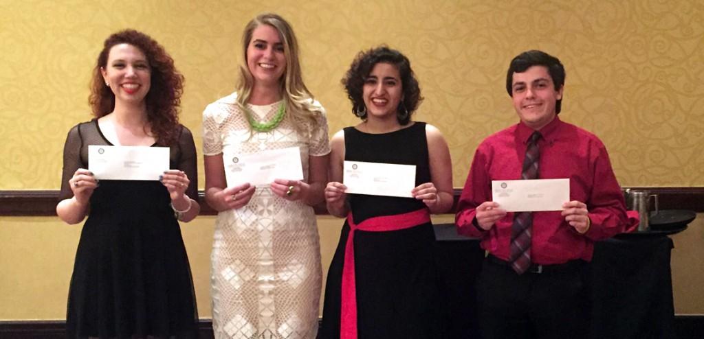 Convention Award Winners
