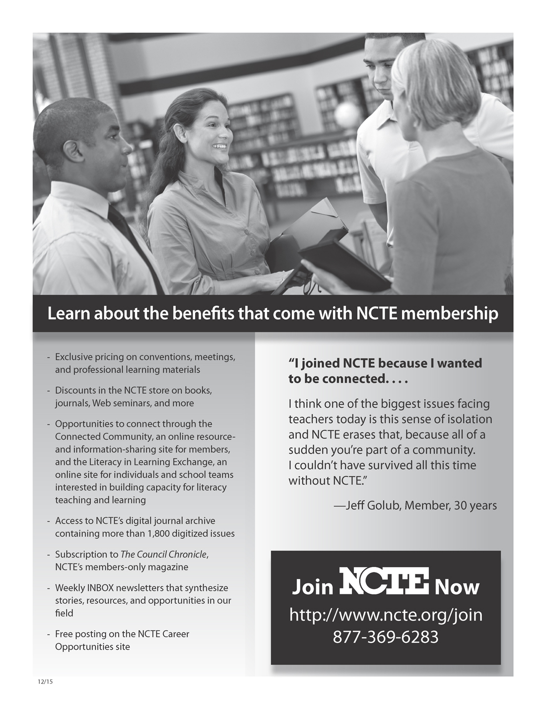 Join NCTE Image